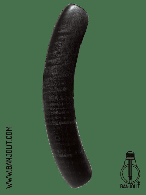 Banjo GT Armrest - Maple Black Custom