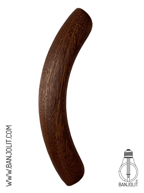 Banjo Mini8 Armrest - Mahogany