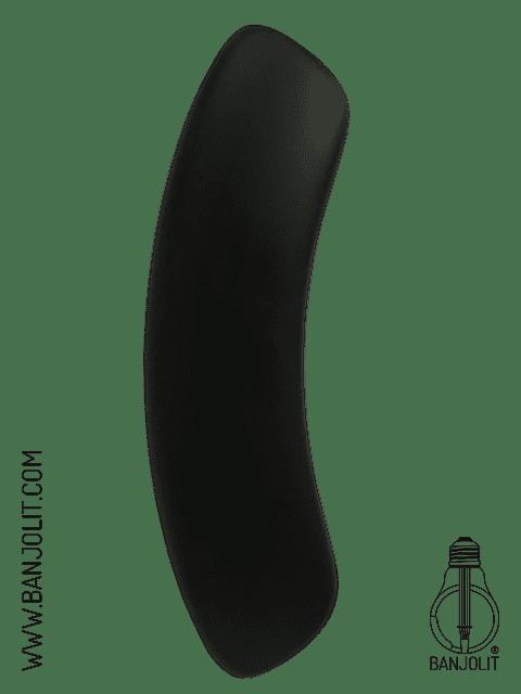 Mandolin Armrest - Black Maple