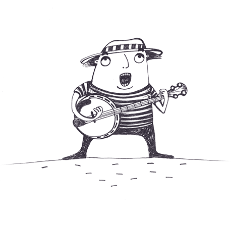 Banjolit Player